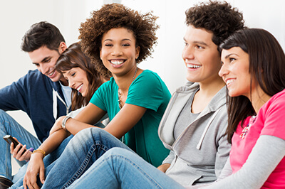 Therapy Insider - group of teens at a treatment facility