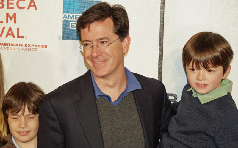 What Stephen Colbert Can Teach Us About Dealing With Grief