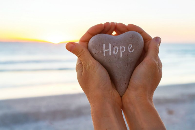 The Counseling Connoisseur: The Contour of Hope in Trauma